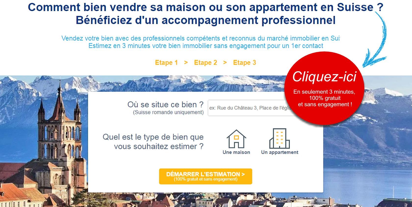 comment vendre sa maison appartement suisse