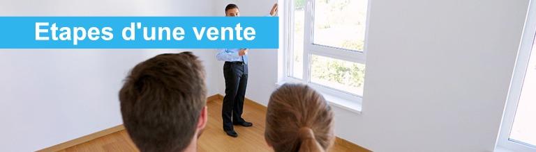 etapes vente immobiliere suisse