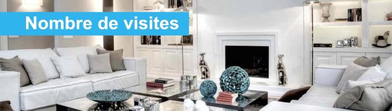 combien de visite pour vendre bien immobilier suisse