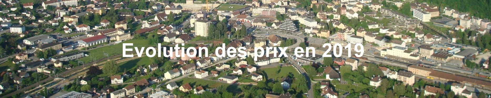 evolution prix m2 immobilier jura 2019